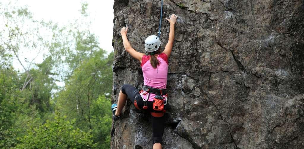Intro To Outdoor Rock Climbing Miyar Adventures