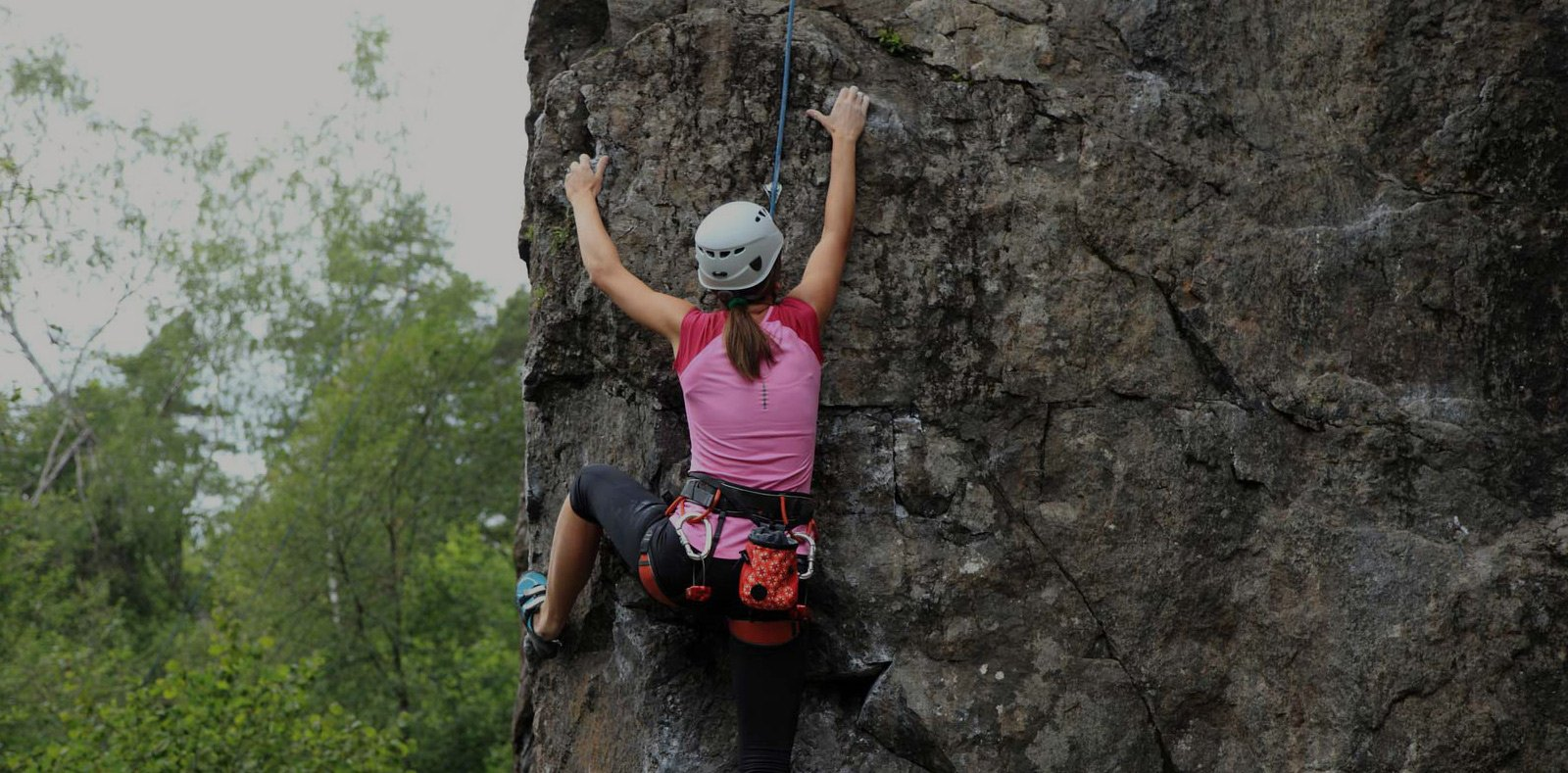 Outdoor-Rock-Climbing-Banner